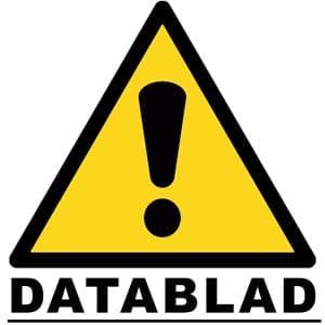 Symbol Datablad