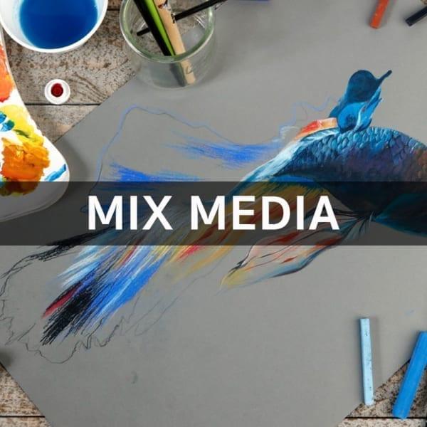 Mix mediapapir