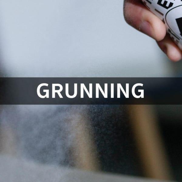 Spraymaling Grunning