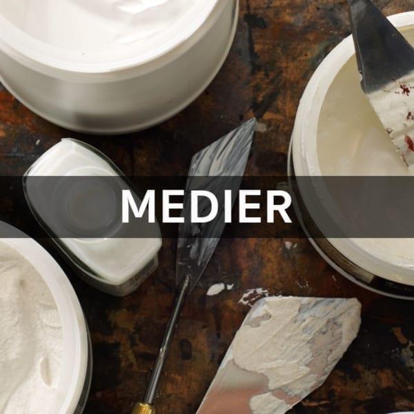 Akrylmaling Medier