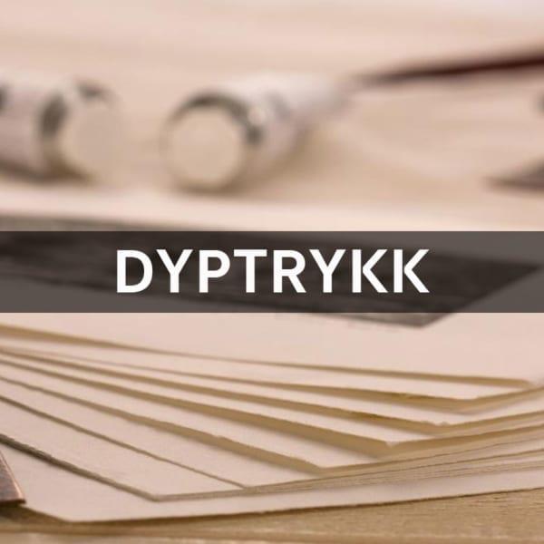 Dyptrykk
