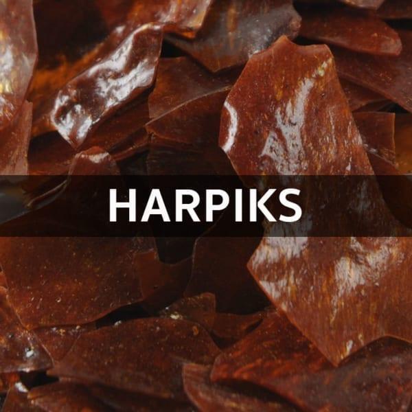 Pigmenter Harpiks