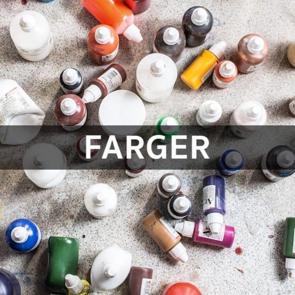 Akrylmaling Farger