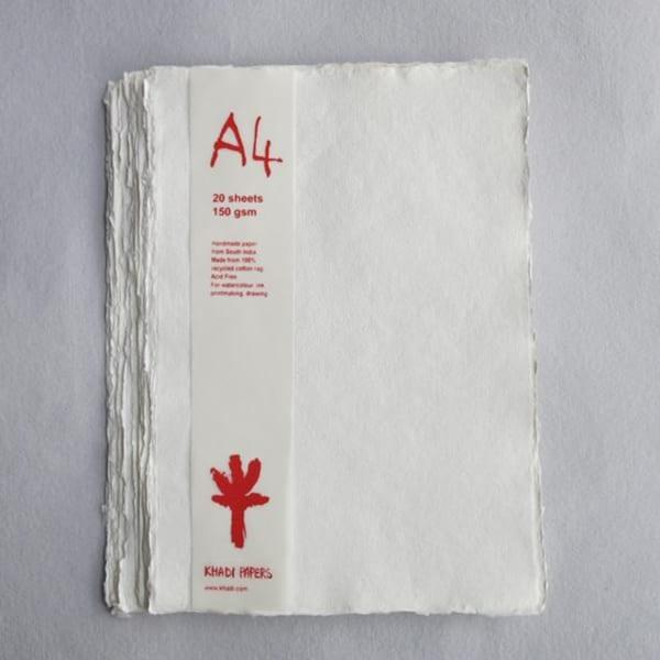 KHA A4 W