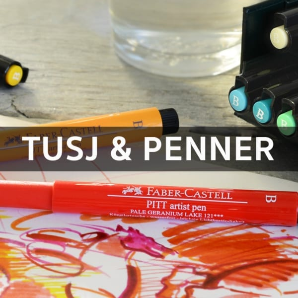 Tusj & Penner
