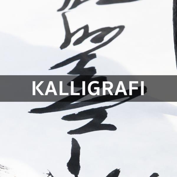 Kalligrafipensler