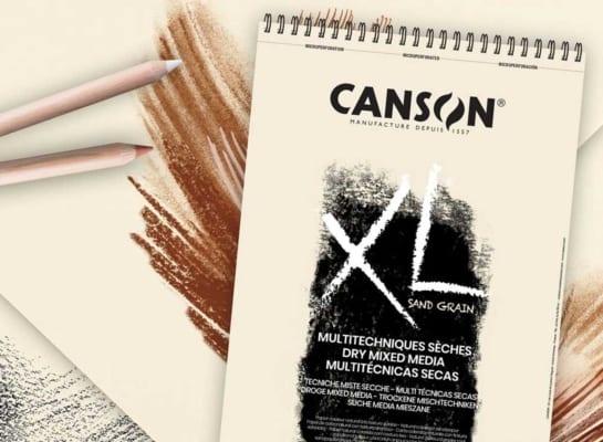 CAnson XL Sand Grain